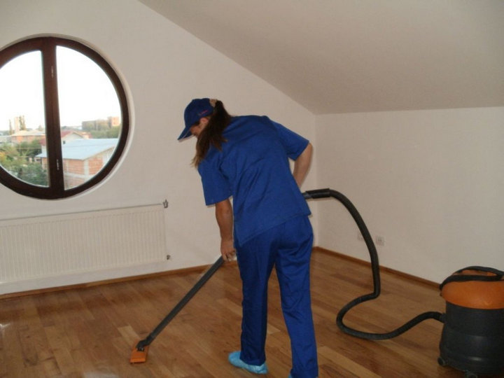 cleaning cottages
